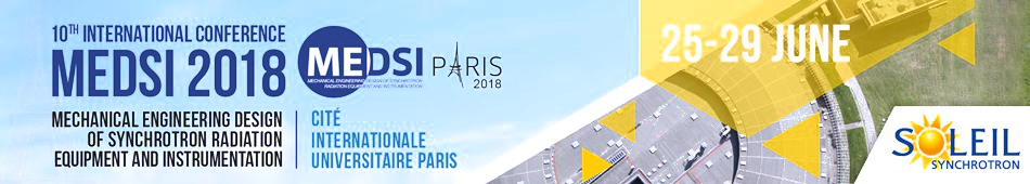 MEDSI2018 Proceedings — Paris, France logo